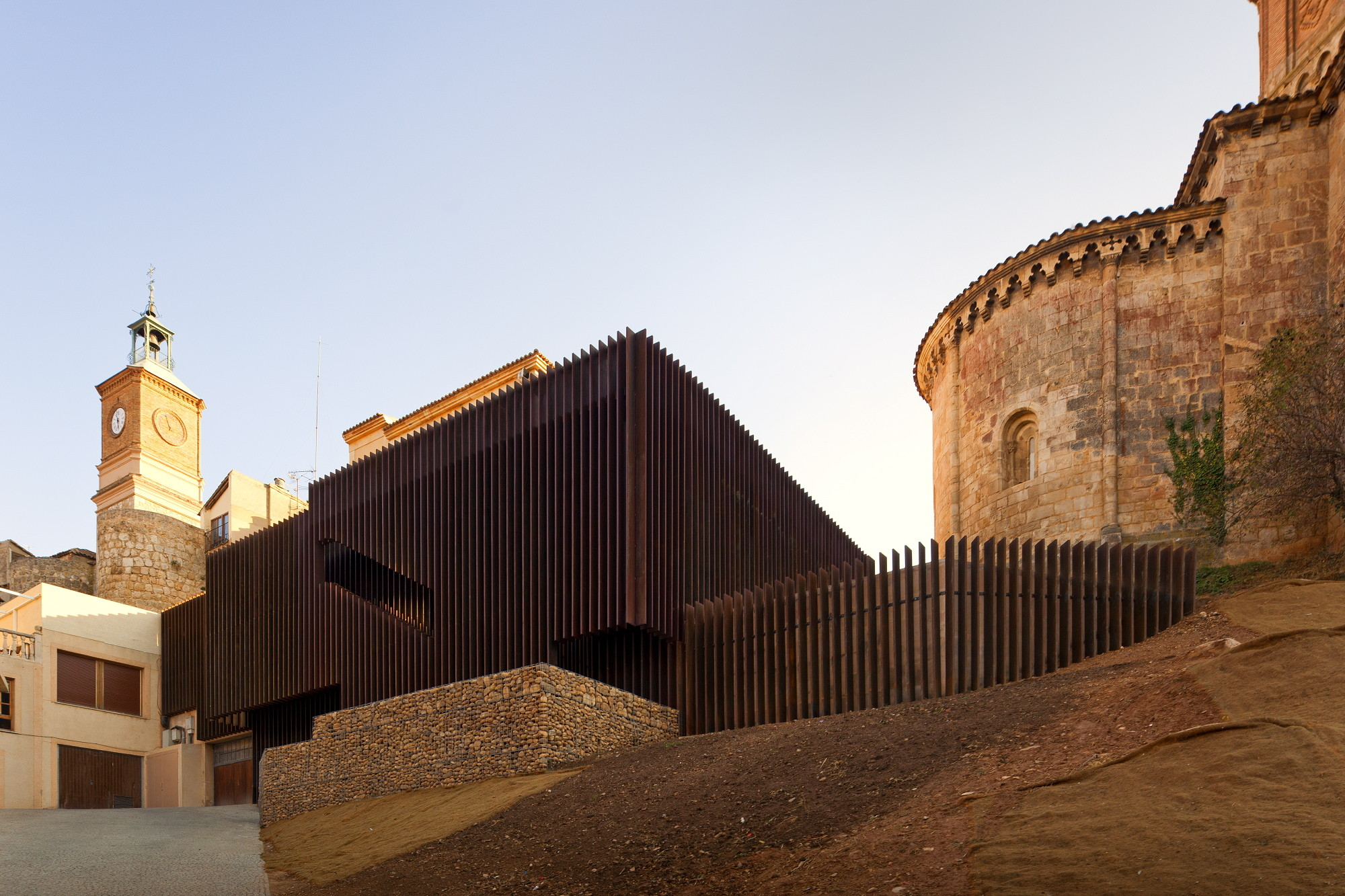Gallery of almazan main square ch qs arquitectos 12 for La architecture