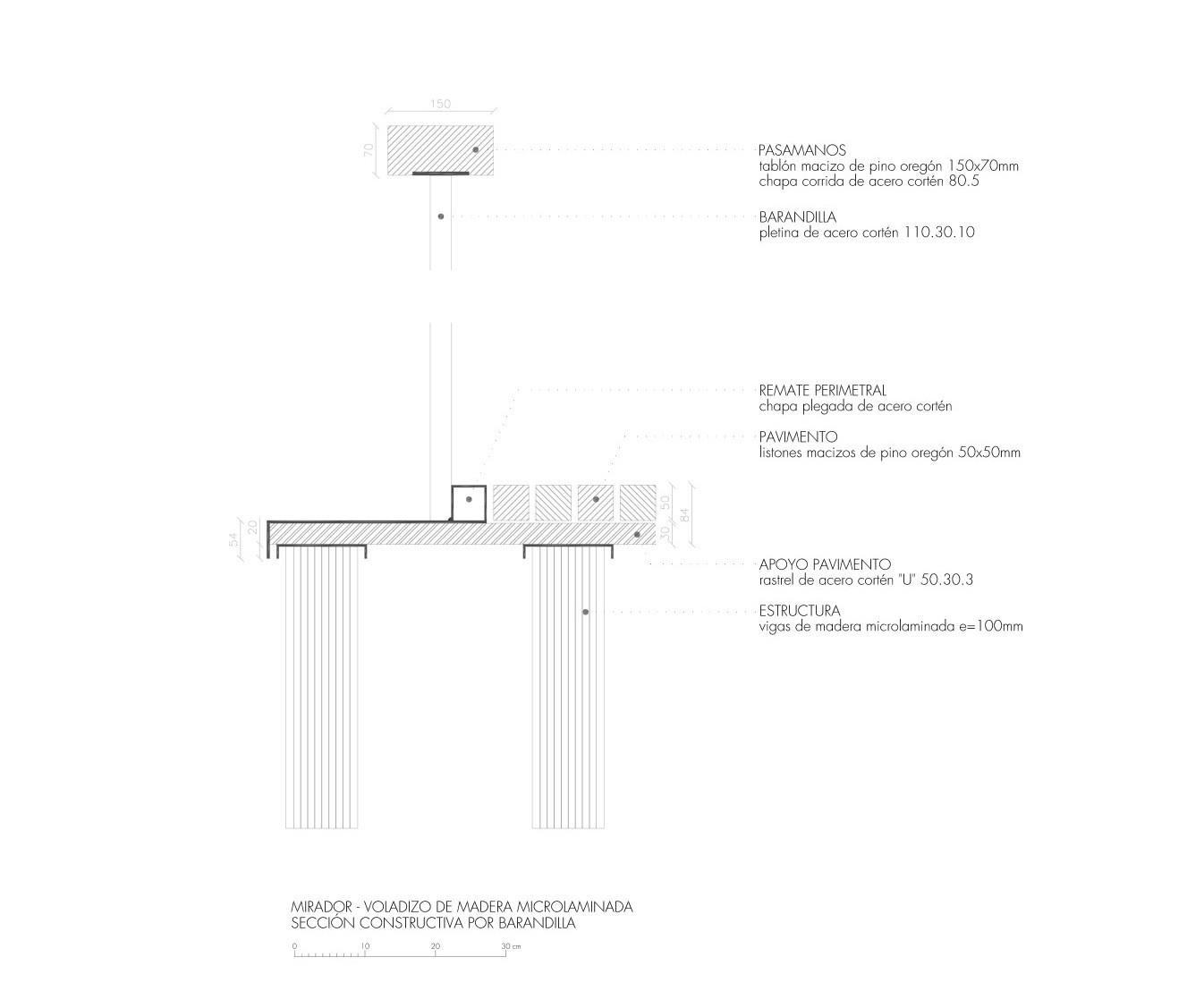 Almazan Main Square / ch+qs arquitectos