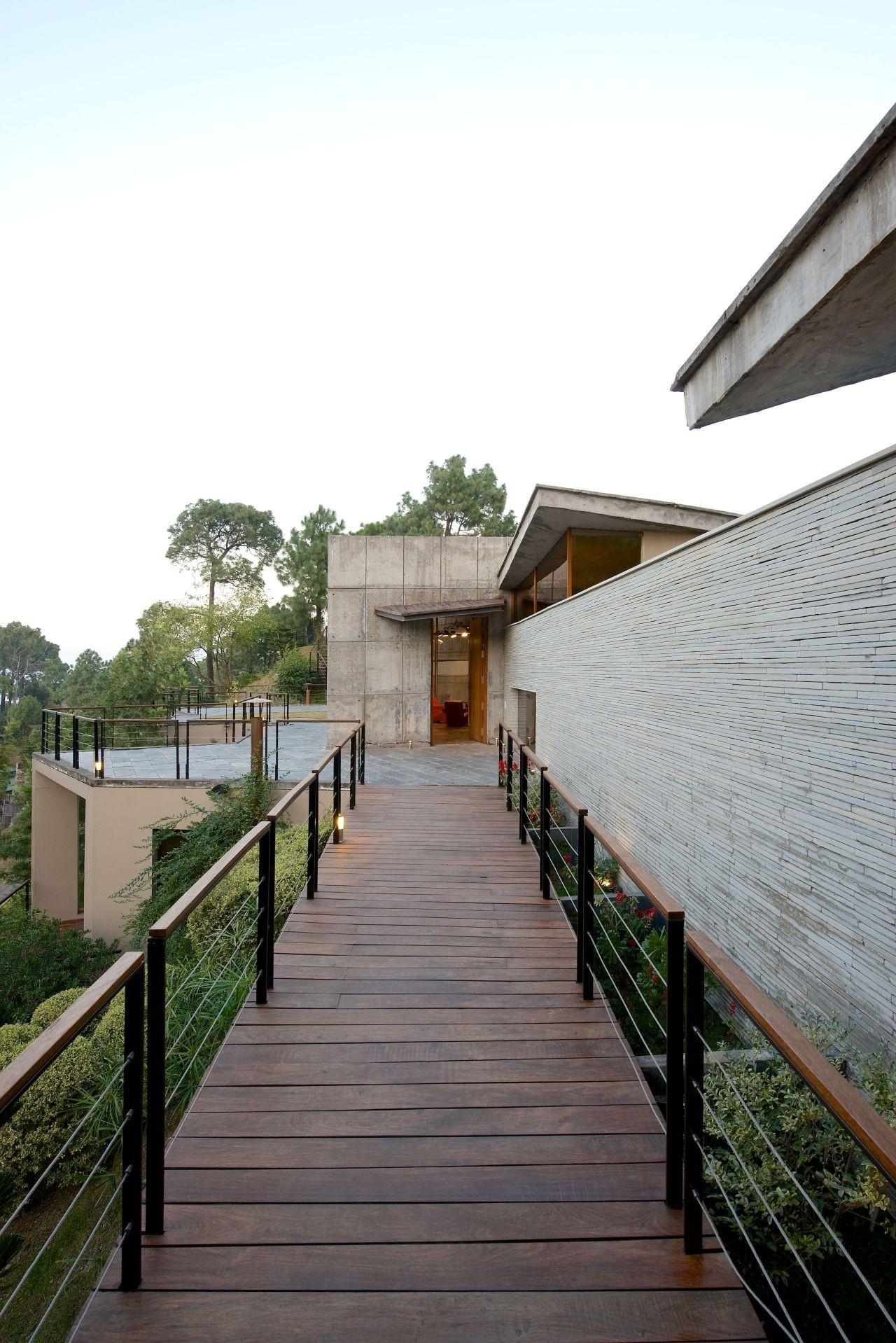 Gallery Of House In The Himalayas Rajiv Saini 20