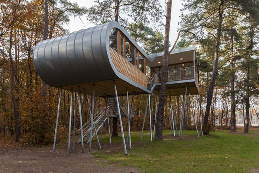 The Tree House / Baumraum, © Markus Bollen