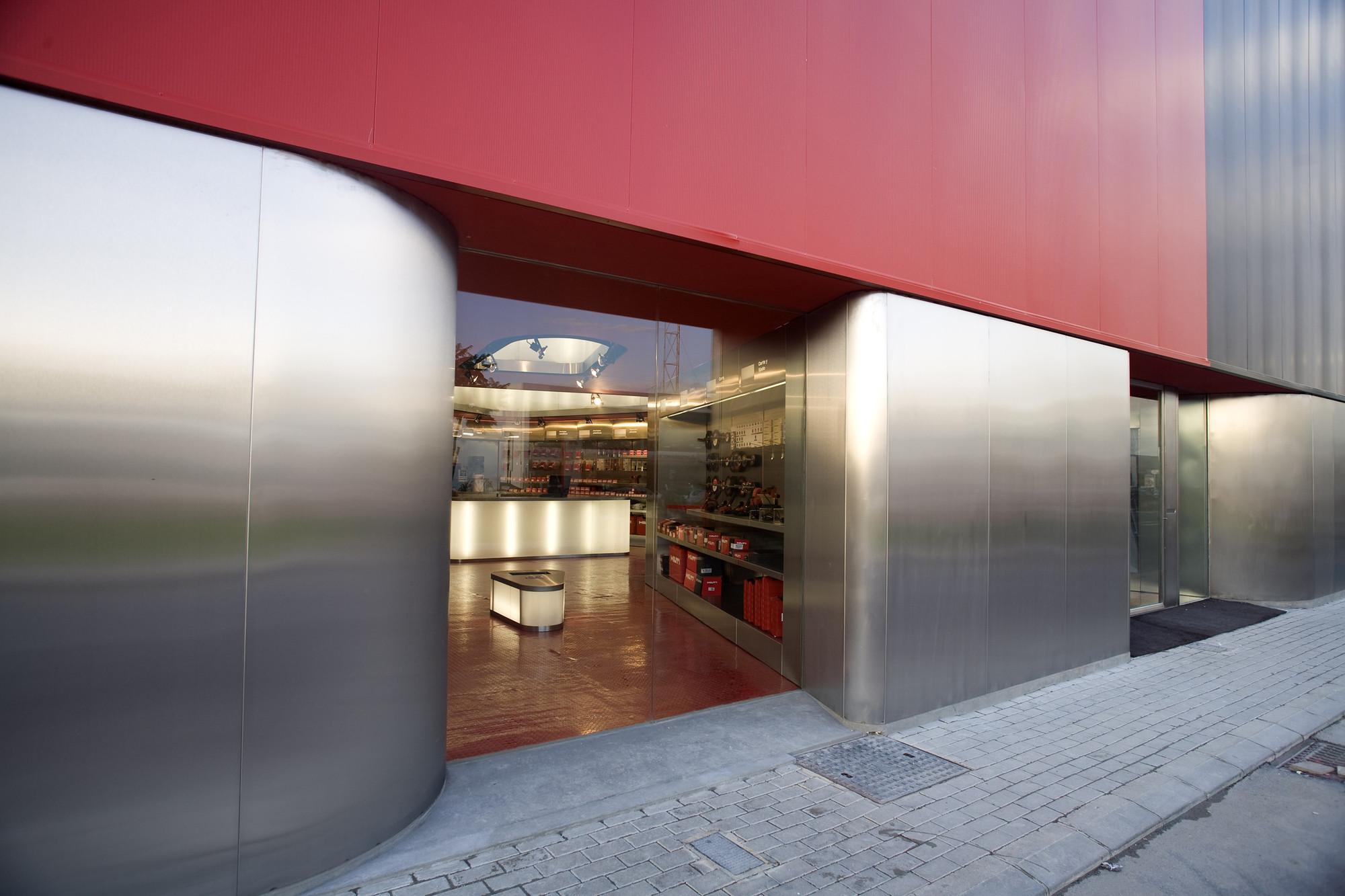 New Image Hilti / Cso Arquitectura