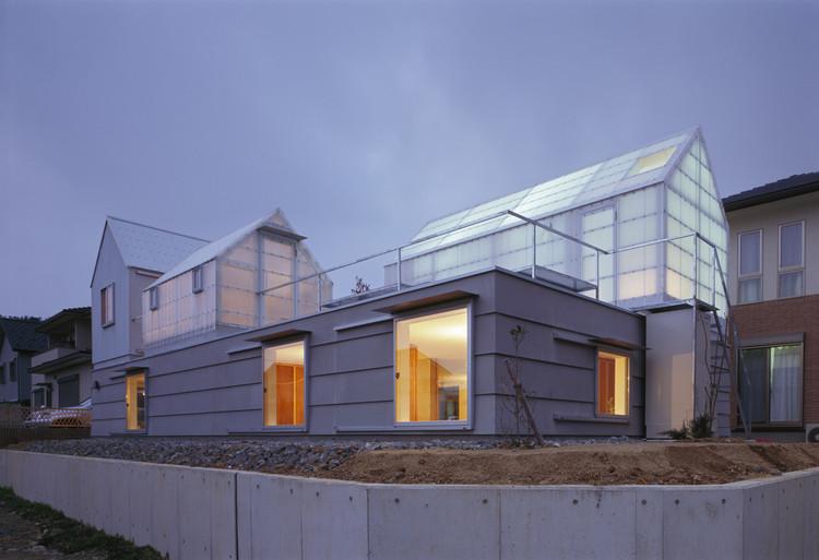 Casa en Yamasaki / Tato Architects, © Ken'ichi Suzuki