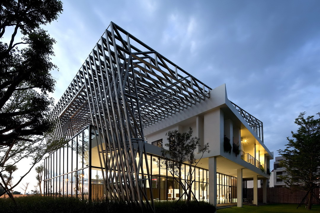 Summit Housing Sales Center / Lab Modus