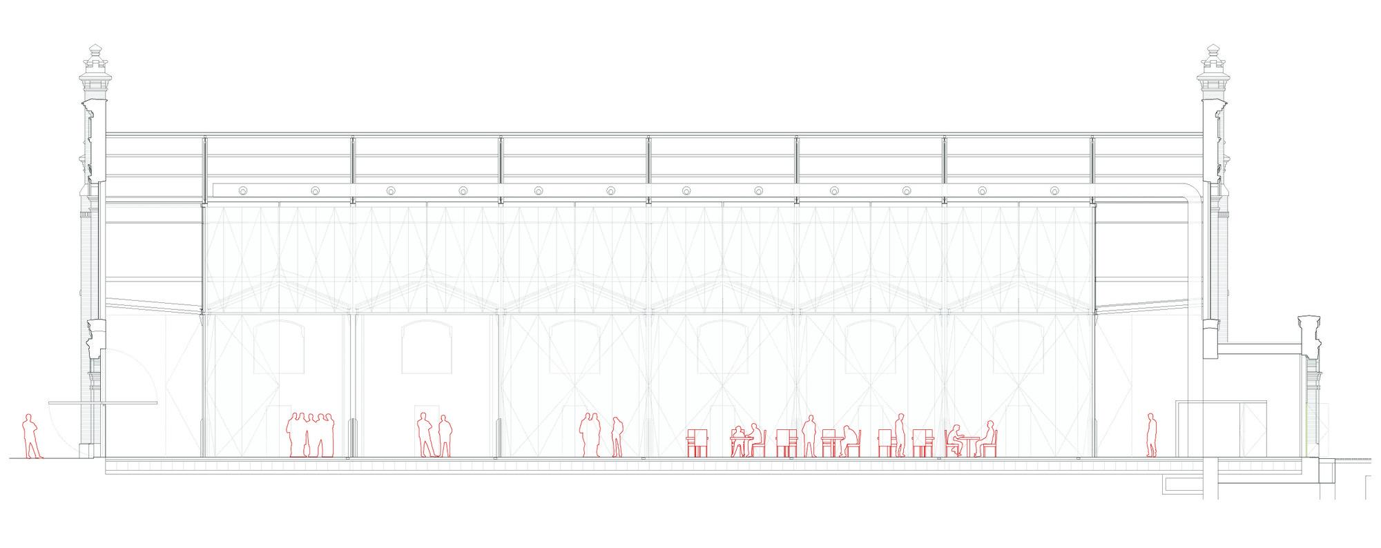 Hangar 16 / Iñaqui Carnicero Architecture