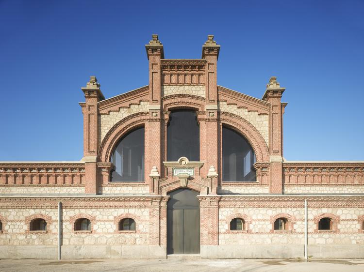 Nave 16 / Iñaqui Carnicero Arquitectura, Cortesía de Iñaqui Carnicero Arquitectura