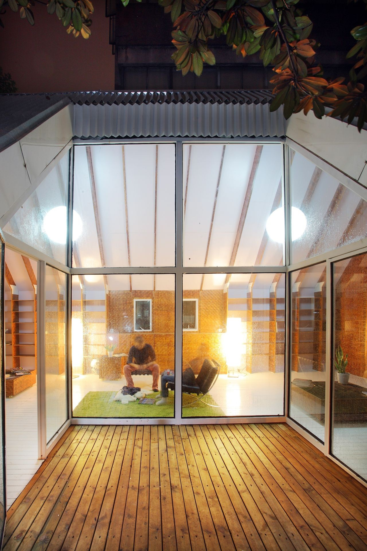 N4+ Gluebam House / Advanced Architecture Lab[AaL]
