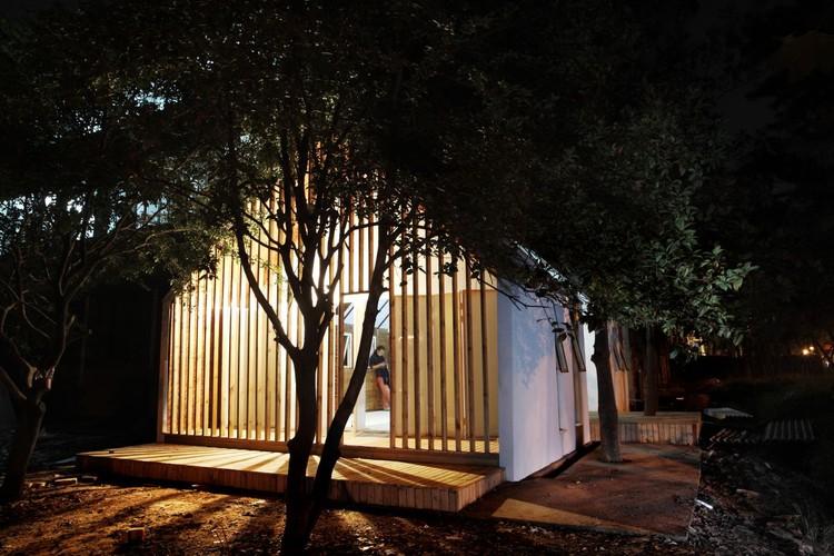 N4+ Gluebam House / Advanced Architecture Lab[AaL], © Li Xiao