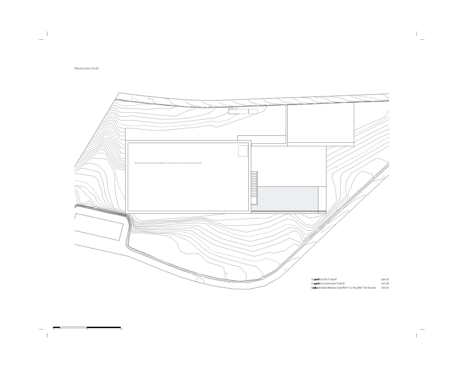 House on the Cliff / Fran Silvestre Arquitectos