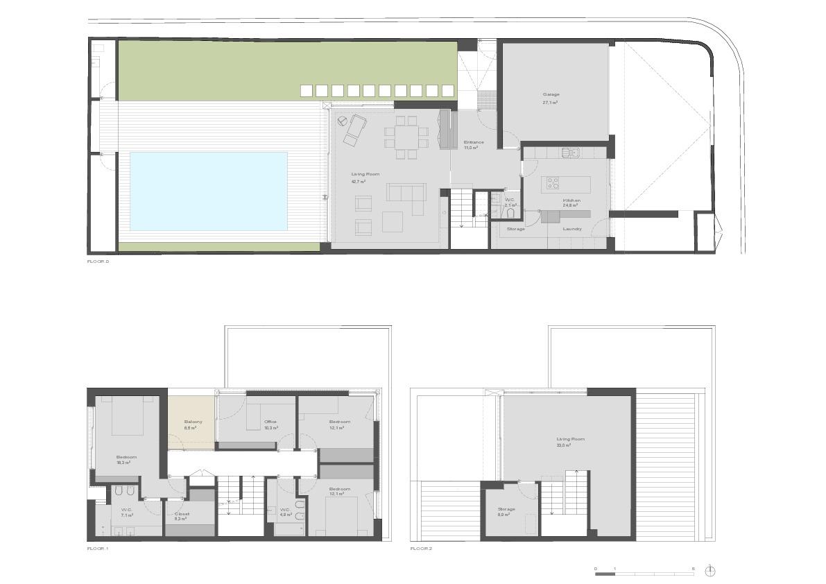 Agudela House / Rui Cerqueira Barros