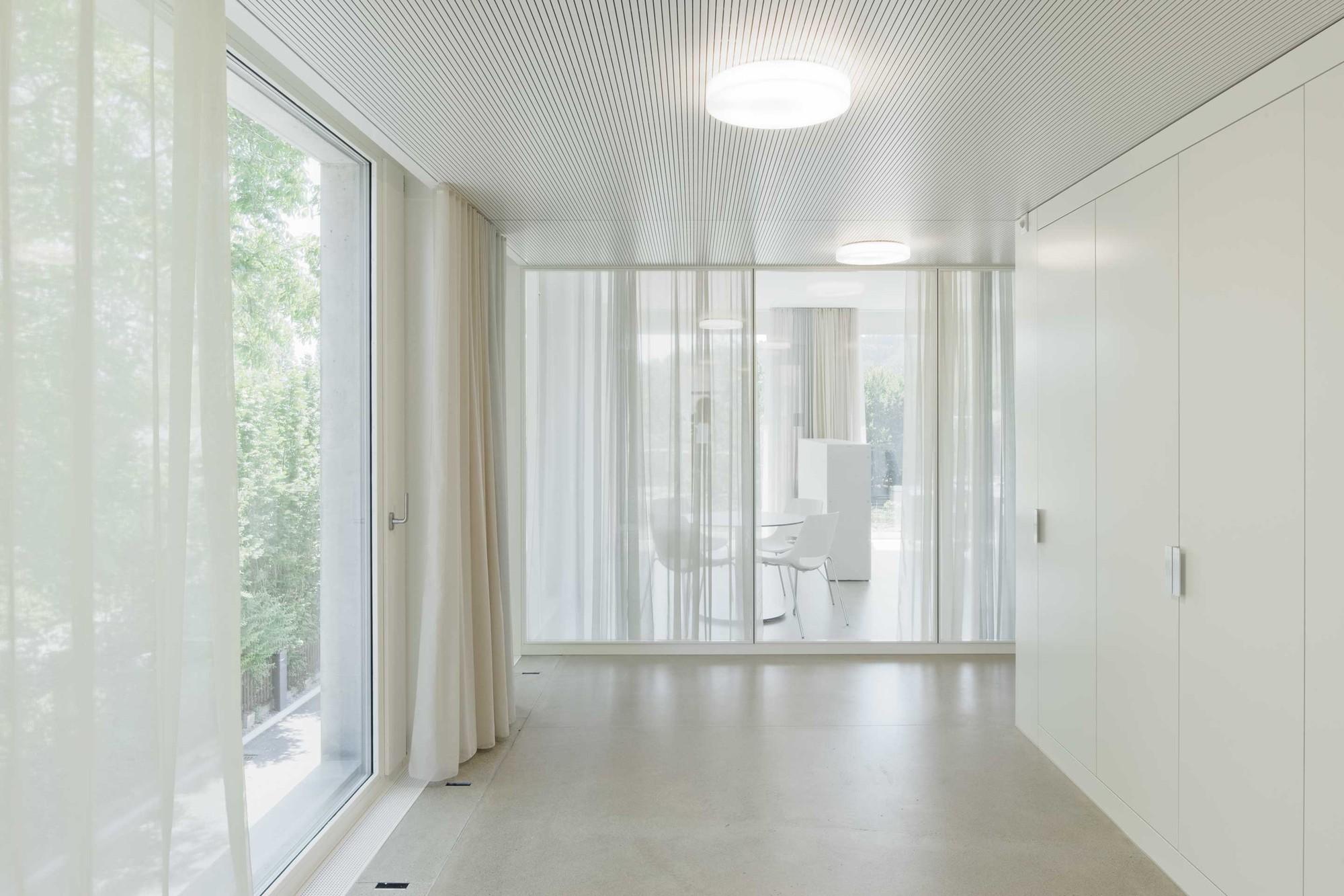 Regensdorf Community Center / phalt Architekten