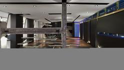 American Apparel Showroom / Emmanuel Picault + Ludwig Godefroy Architects