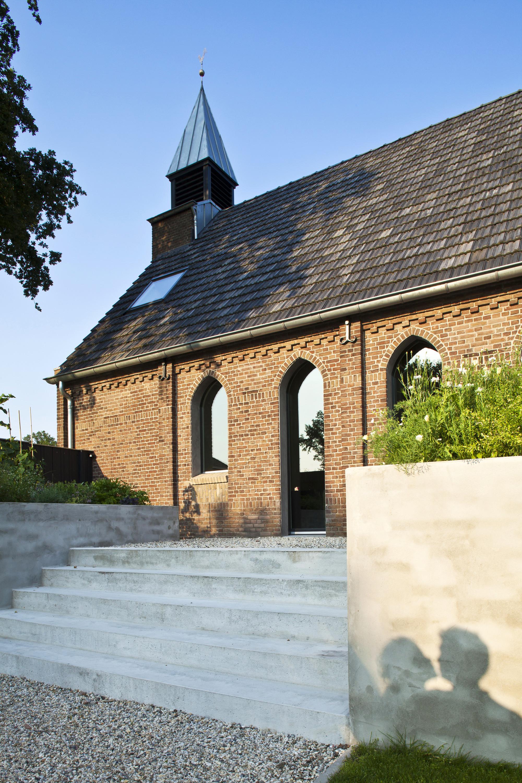 God's Loftstory / Leijh Kappelhoff Seckel van den Dobbelsteen architecten