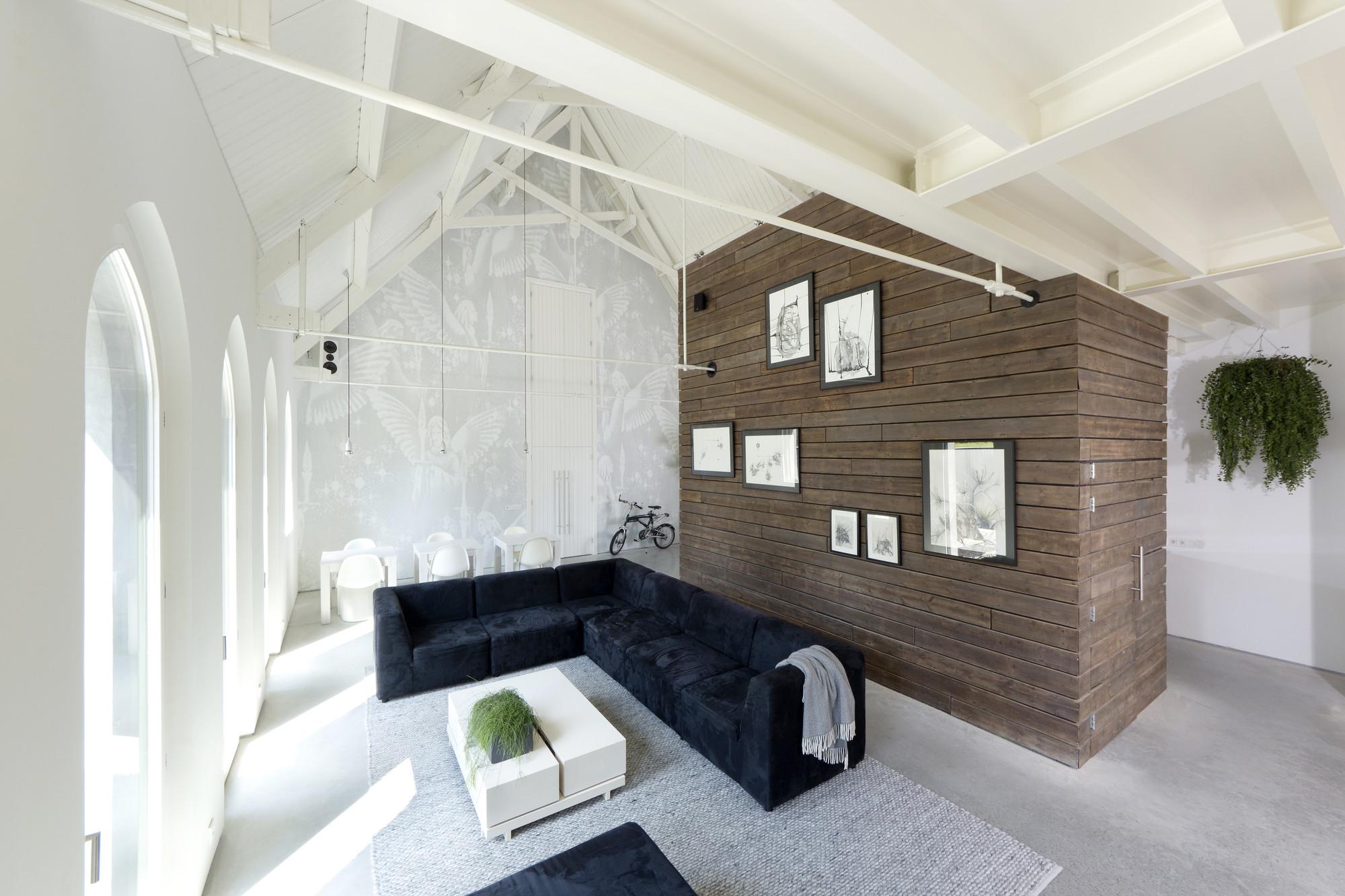 God's Loftstory / Leijh Kappelhoff Seckel van den Dobbelsteen architecten, © Vincent van den Hoven