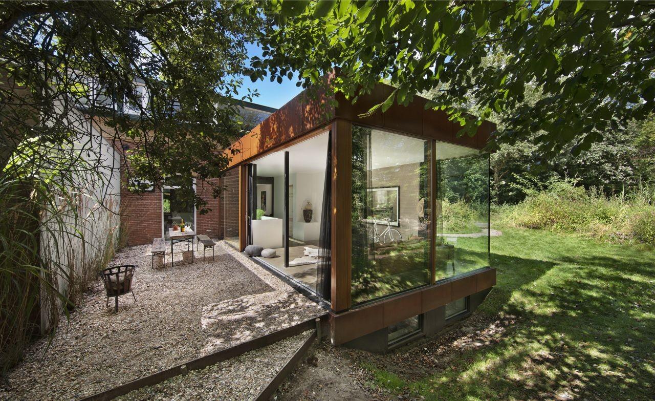 Railway House Santpoort / Zecc Architects, © Cornbread