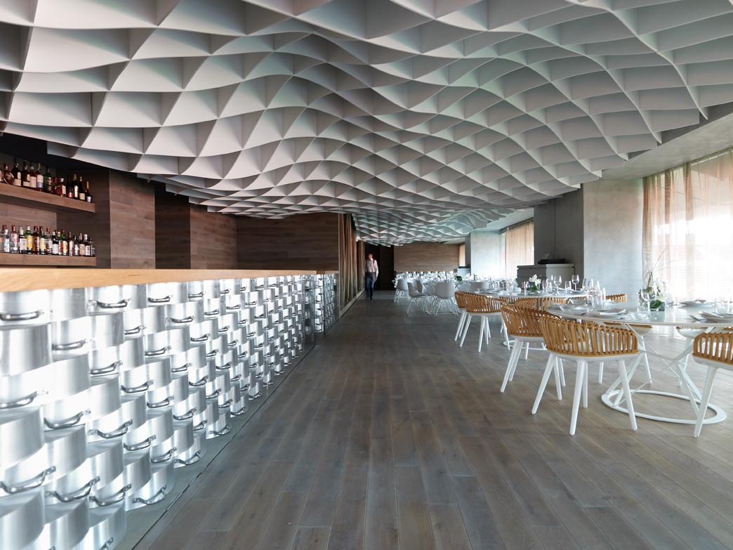 V'ammos Restaurant / LM Architects