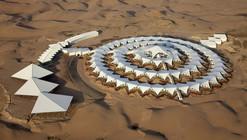 Xiangshawan Desert Lotus Hotel / PLaT Architects