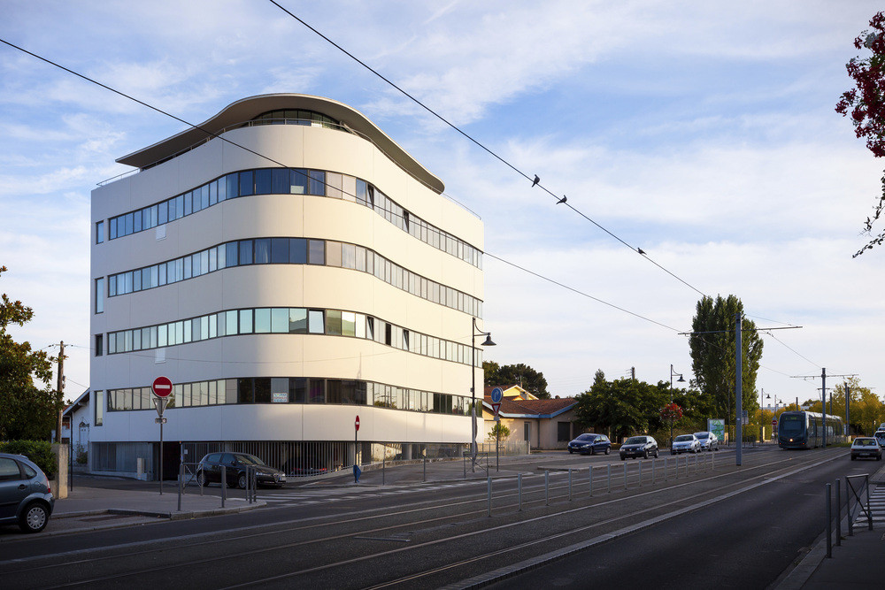 Aalta / Debarre Duplantiers Associés, © Arthur Péquin