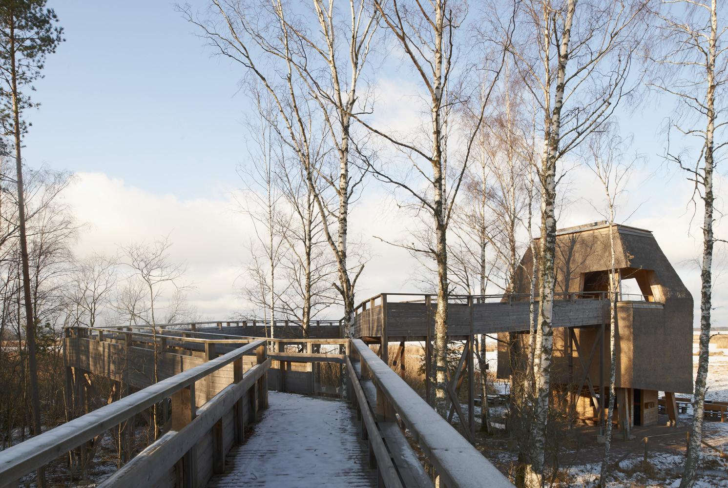 Facts Tåkern Visitor Centre / Wingårdh Arkitektkontor AB