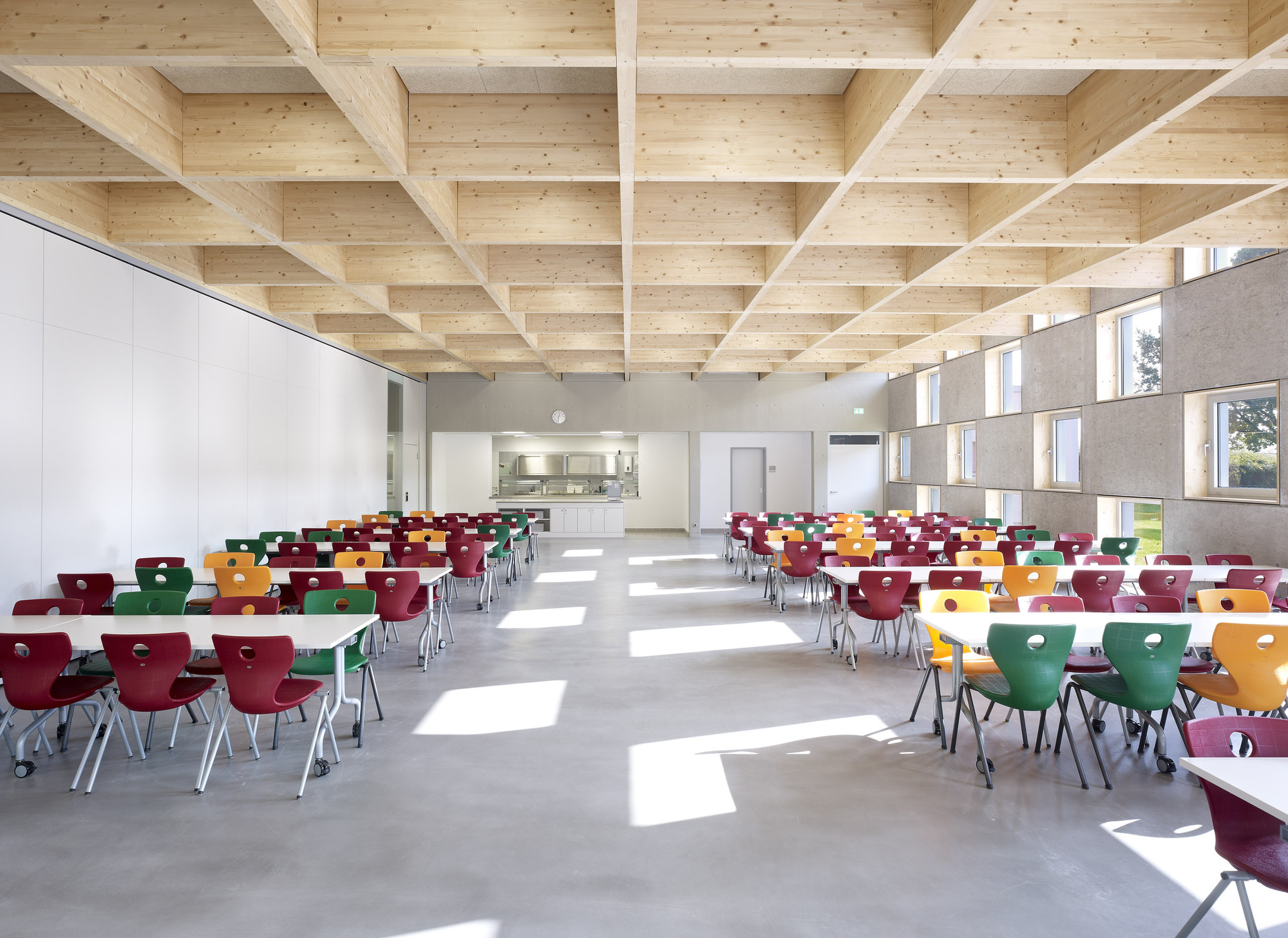 Gallery of Salmtal Secondary School Canteen ...