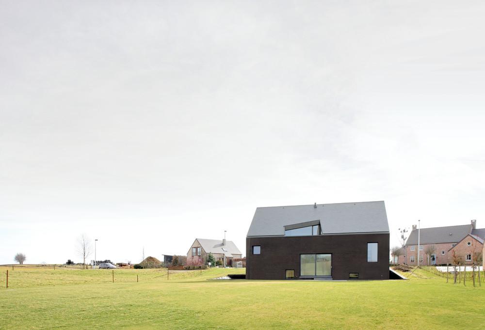 Habitation TSL / adn Architectures, © Filip Dujardin