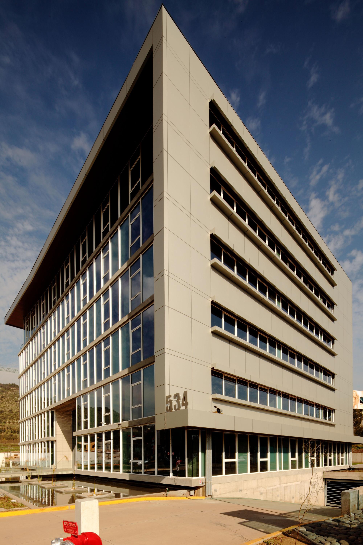 Galeria de edificio horizontes vicente justiniano - Arquitectos madrid 2 0 ...