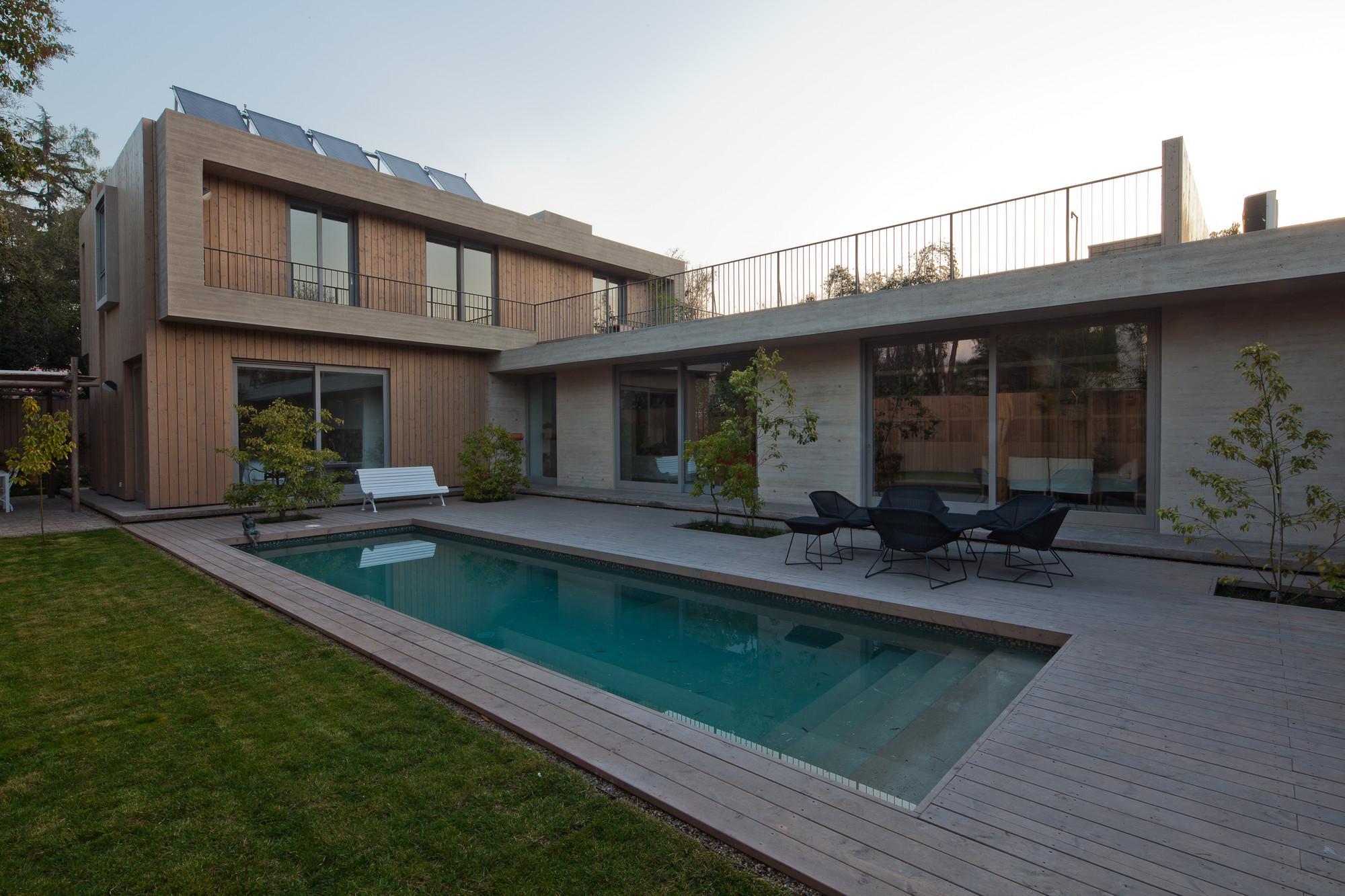 Casa AU / Andreu Arquitectos, © Juan Eduardo Sepúlveda G.