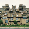 "Montreal 1967 World's Fair, ""Man and His World,"" Habitat '67, 2012. Photo © Jade Doskow."