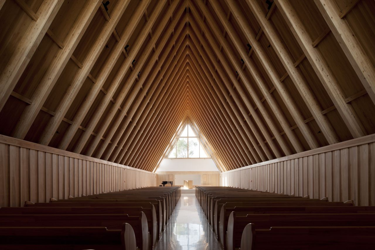 Galeria de igreja mei li zhou tsushima design studio 8 for Space architecture and design