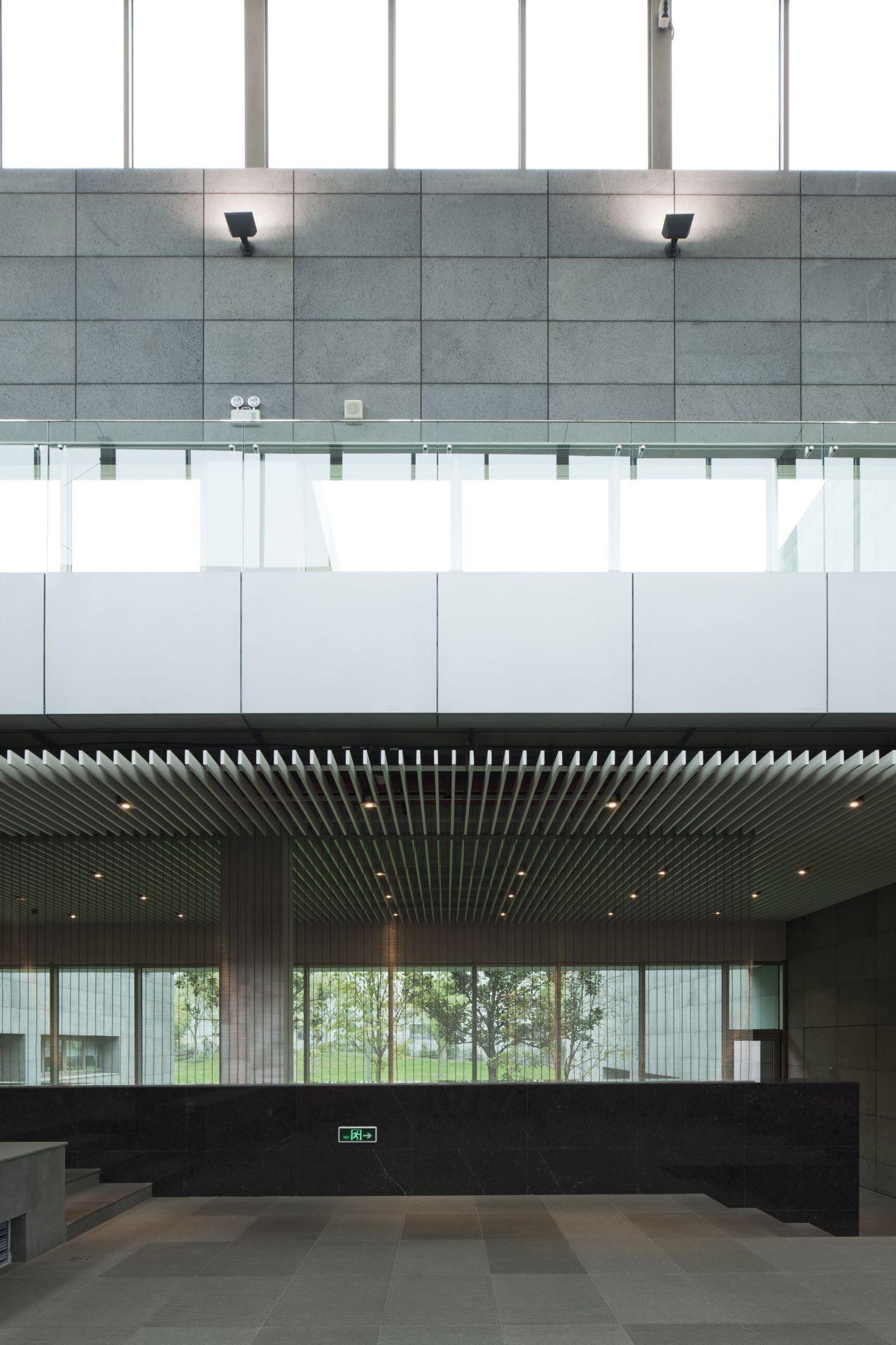 Shanghai Vanke Headquarters / Tsushima Design Studio