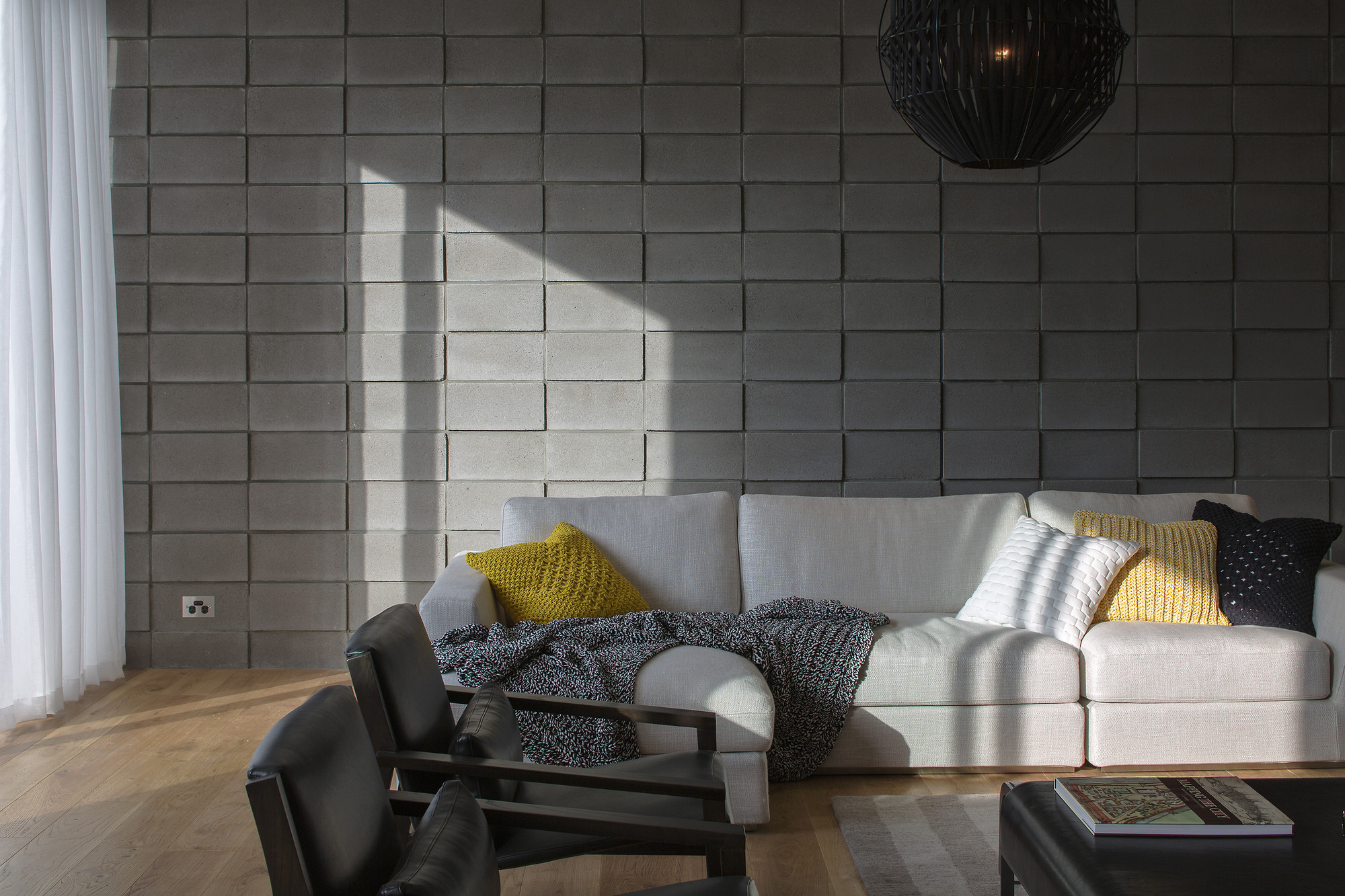 Cinder Block Wall Design | Home Design Ideas