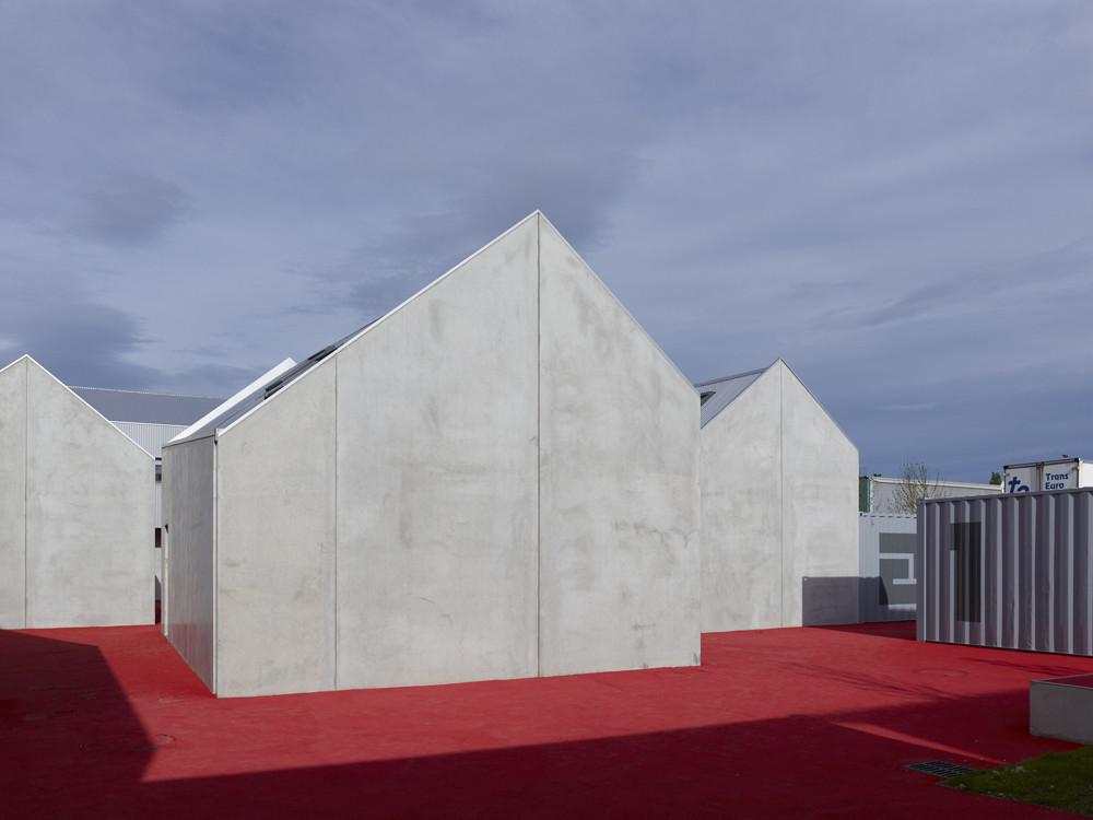 ITEP Le Home / Laurens & Loustau Architects