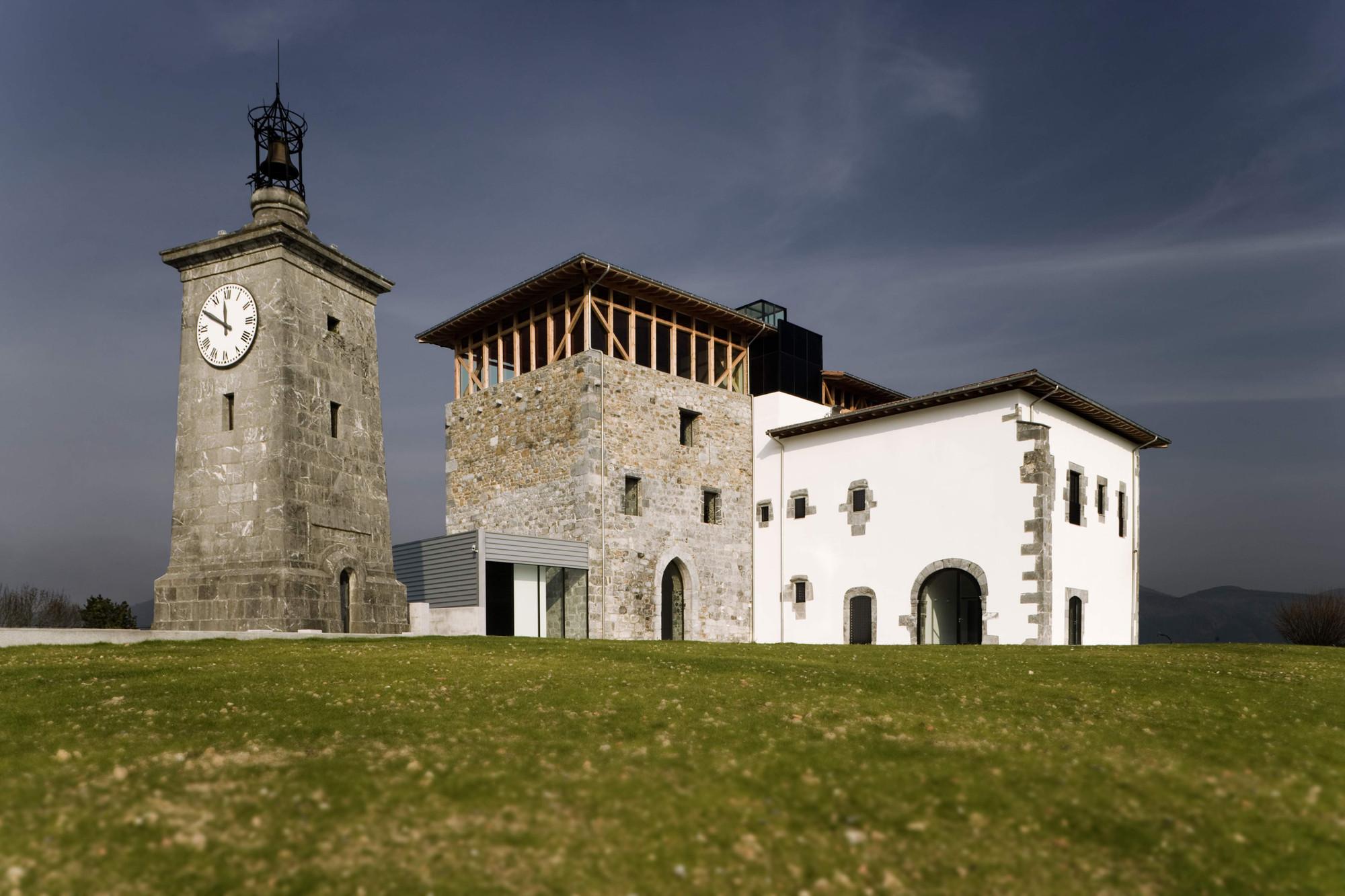 Torremadariaga Basque Biodiversity Centre / IA+B Arkitektura Taldea, © Aitor Ortiz