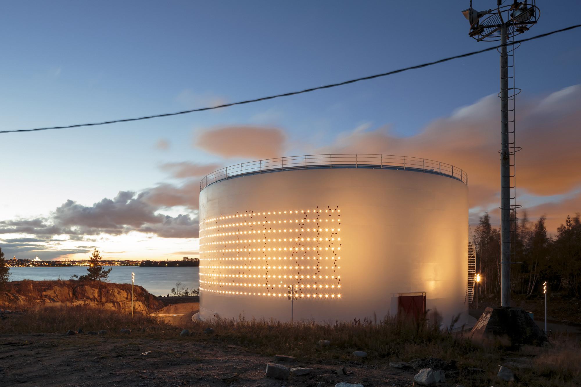 Silo 468 / Lighting Design Collective