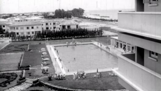 """Cine y Arquitectura: """"Grande Hotel"""""""