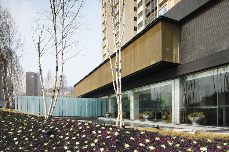 Centro de Comercio de Qingtao / Tsushima Design Studio, © Masao Nishikawa
