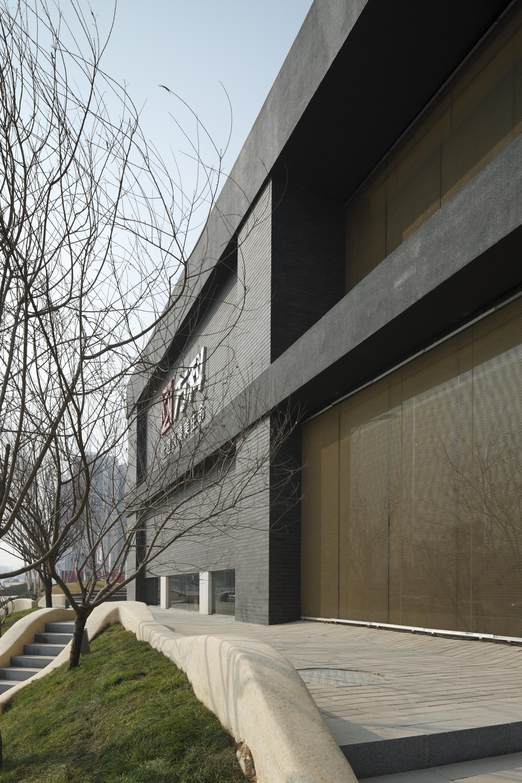 Qingtao Marketing Center / Tsushima Design Studio
