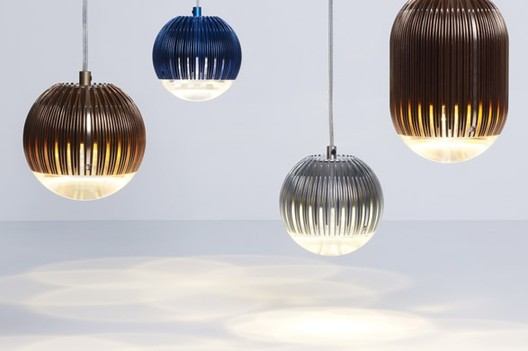 Fin Light por Tom Dixon, © vía Tom Dixon