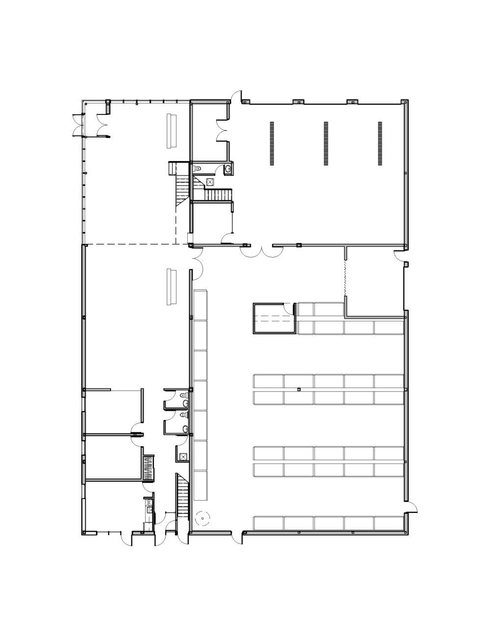 Fournitures Select / Blouin Tardif Architecture-Environnement