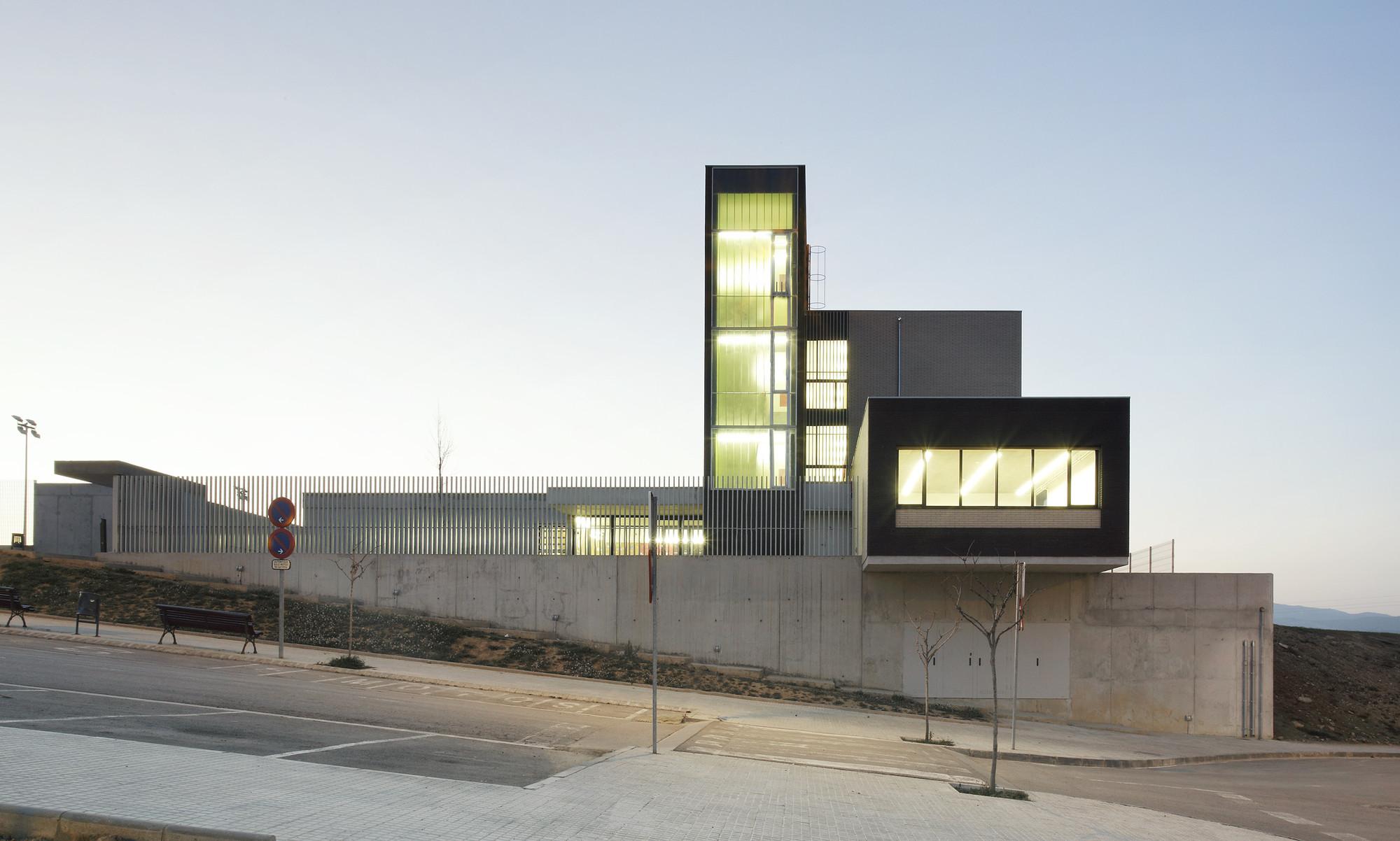 CEIP Font del Roure / ONL Arquitectura, © José Hevia