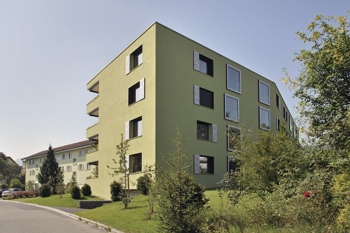MFH Glattlistrasse / L3P Architects, © Sabrina Scheja
