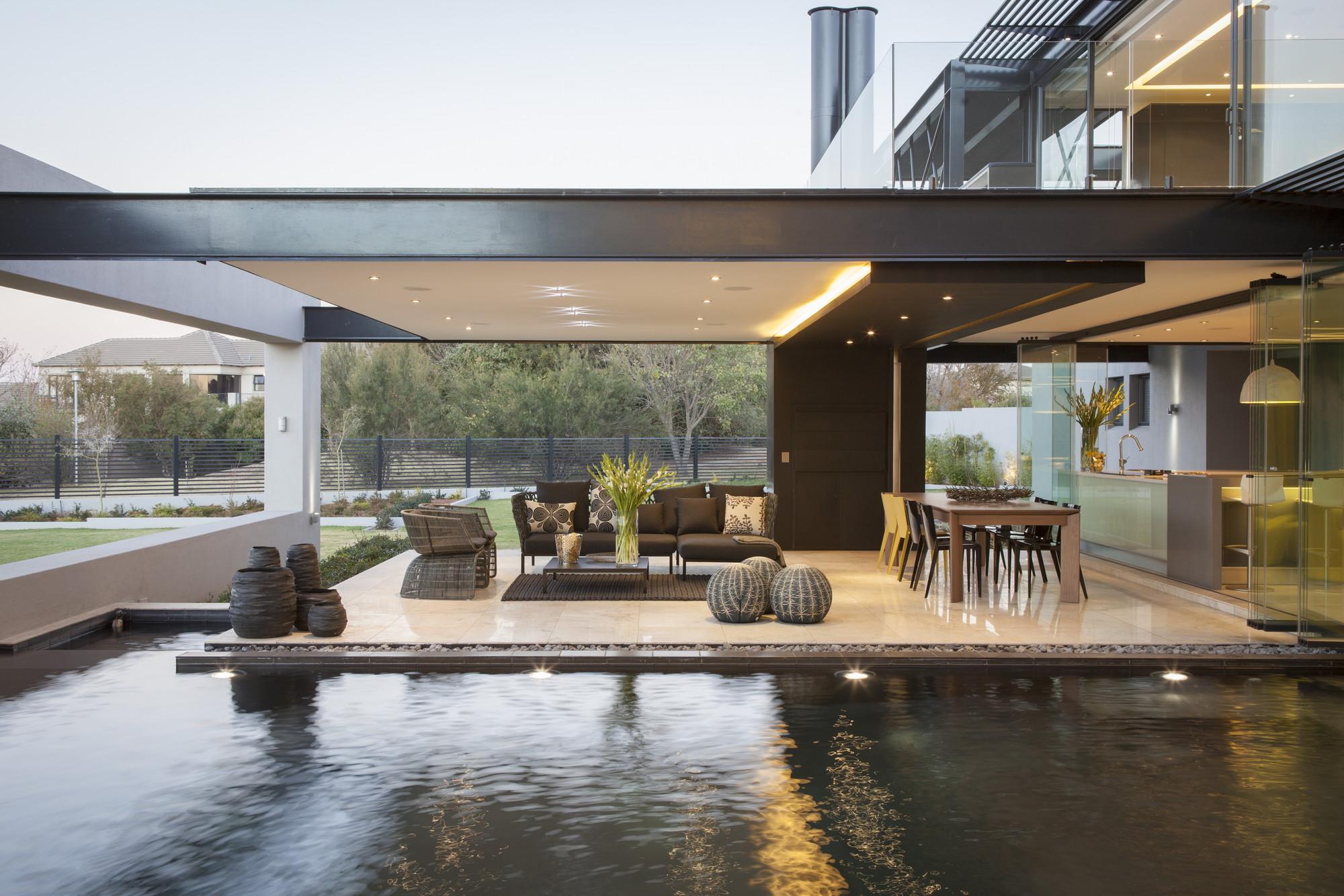 House Ber / Nico van der Meulen Architects