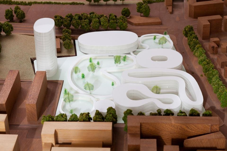 SANAA Unveils Their Plans for Bocconi University Campus