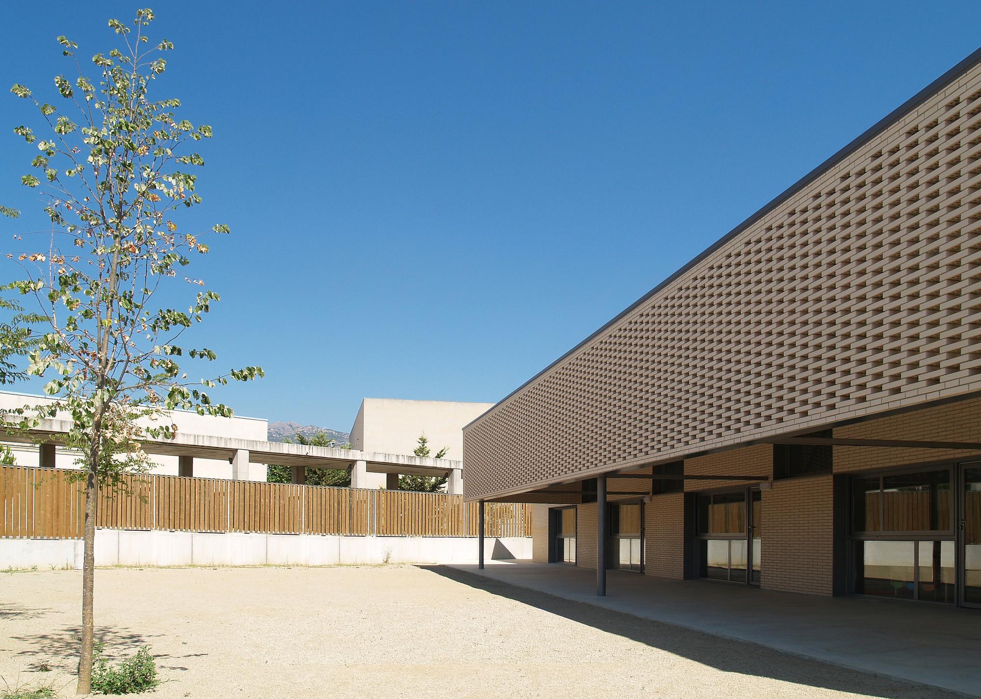 La Baldufa Kindergarten  / ONL Arquitectura, © Gianluca Giaccone