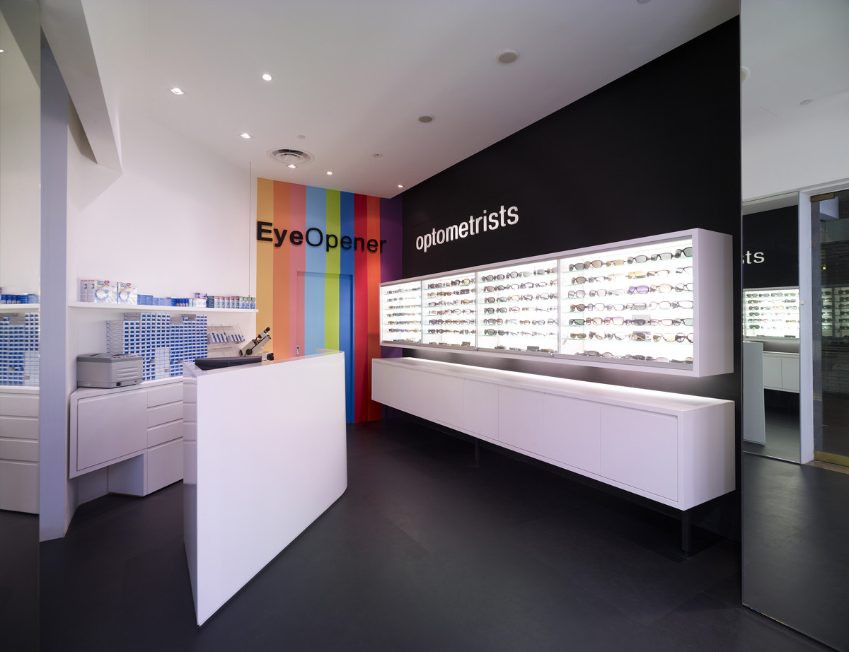 EyeOpener / Christopher Polly Architect, © Brett Boardman