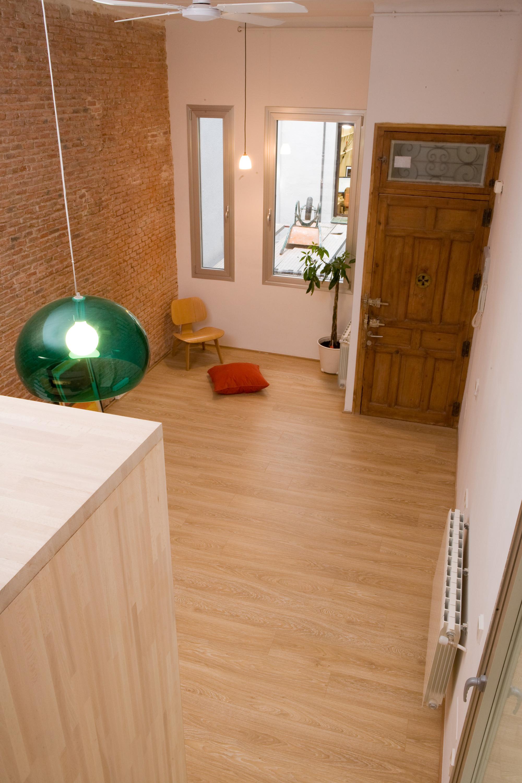 Loft Andrés Borrego / Beriot, Bernardini Arquitectos