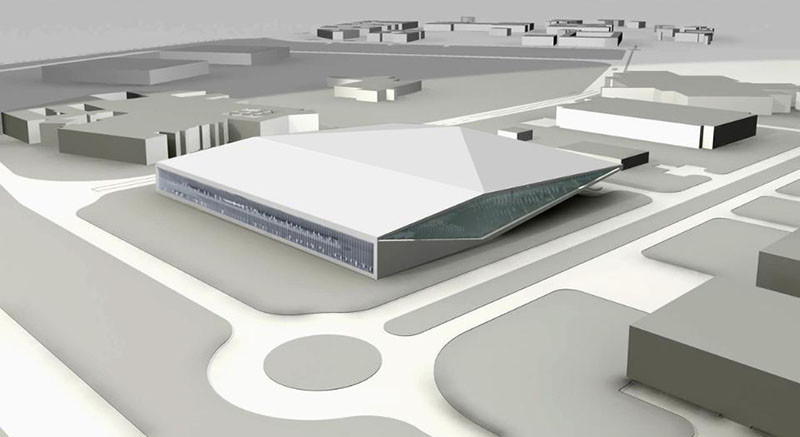 "OMA To Design ""Iconic"" Qatar National Library"