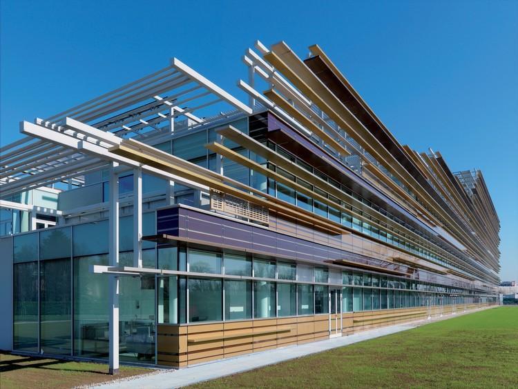 Oficinas 3m Italia / Mario Cucinella Architects, © Daniele Domenicali