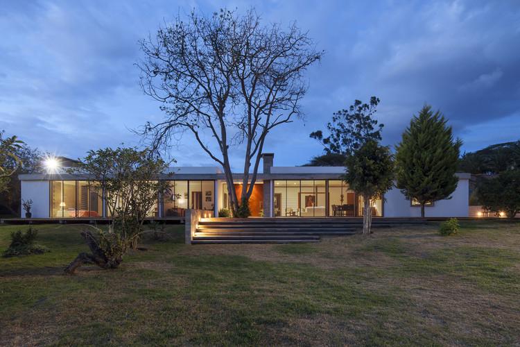 G1 House /  Gabriel Rivera Arquitectos, © Sebastian Crespo