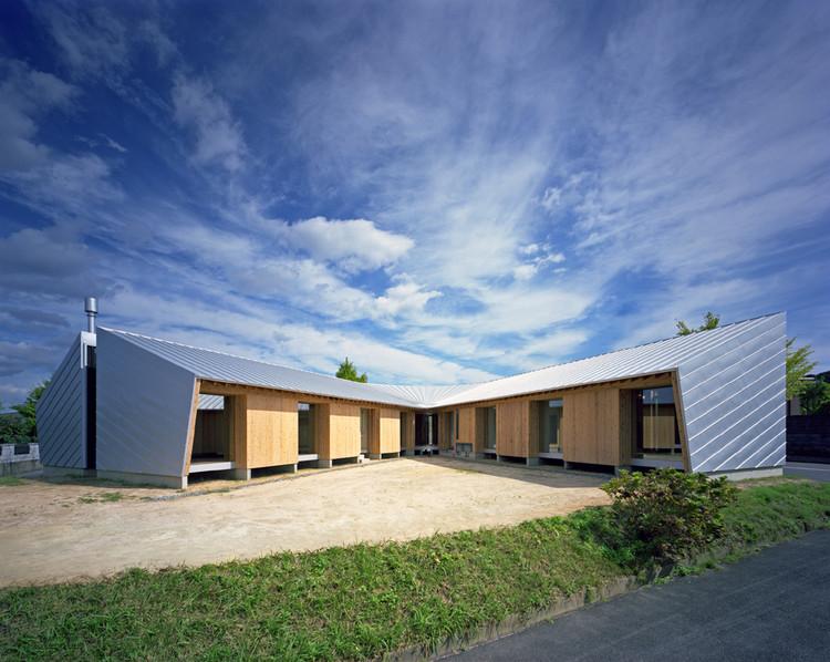 Casa VI / NKS Architects, © Toshihisa Ishii