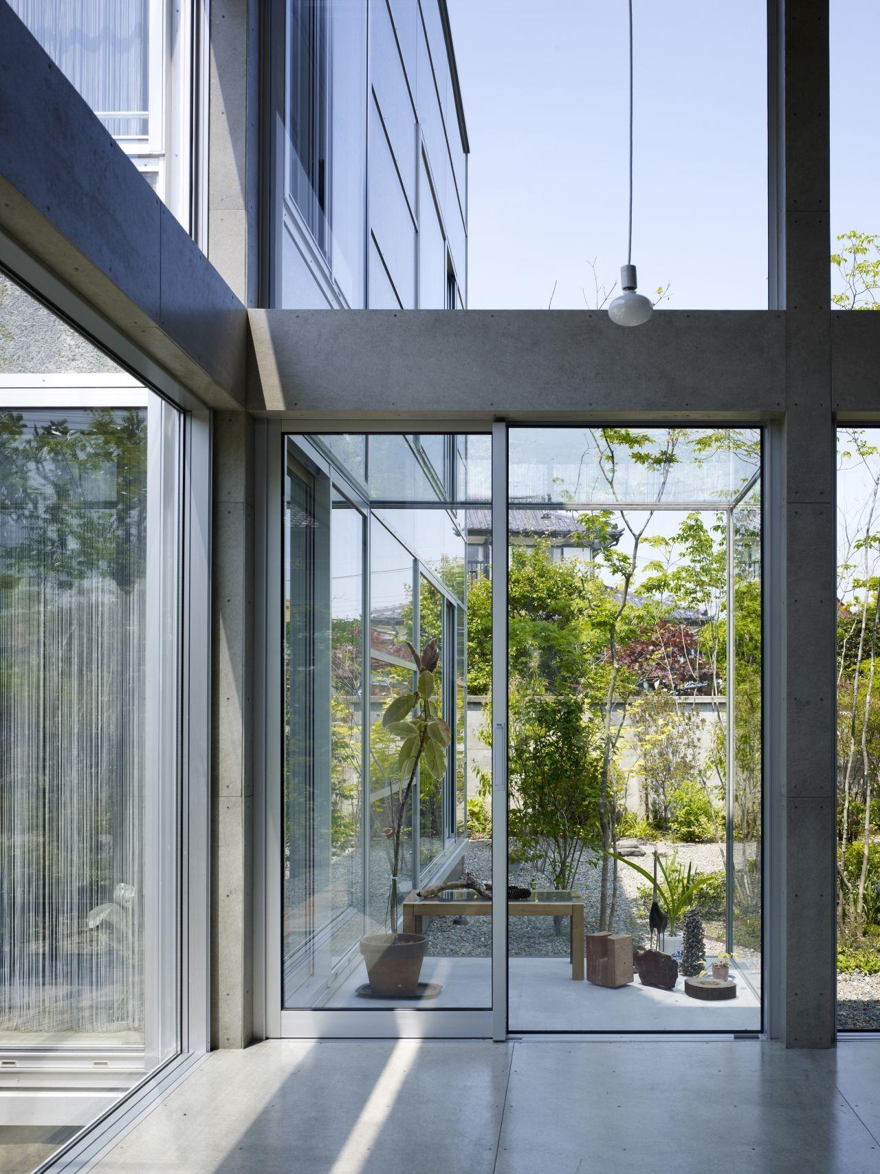 Garden House / Kochi Architect's Studio